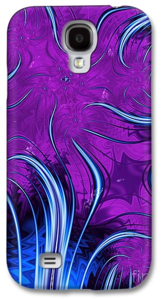 Tendrils Through The Mists Of Time Galaxy S4 Case by John Edwards