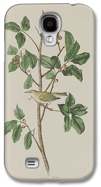 Tennessee Warbler Galaxy S4 Case by Rob Dreyer