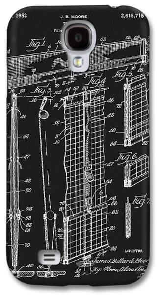 Tennis Net Patent Galaxy S4 Case