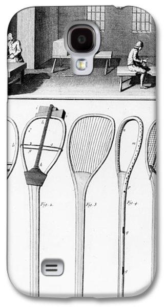 Tennis Rackets Galaxy S4 Case