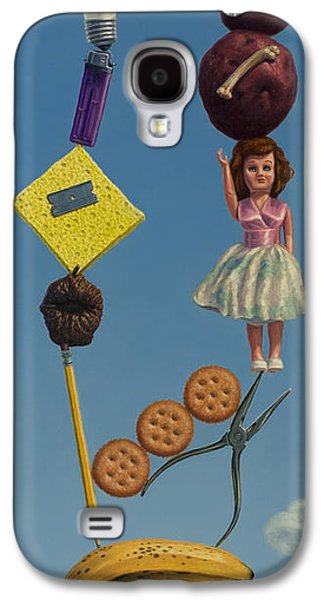 Doll Galaxy S4 Cases - Tenuous Still-Life 2 Galaxy S4 Case by James W Johnson