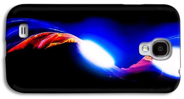 Terminator Galaxy S4 Case by Az Jackson