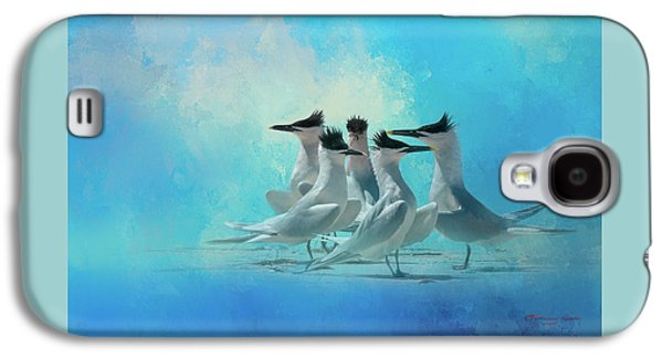 Tern And Look Galaxy S4 Case by Marvin Spates