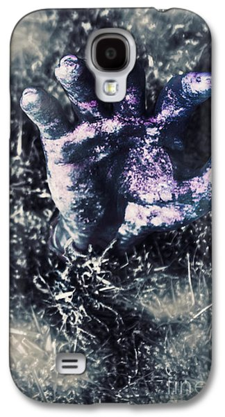 Shock Galaxy S4 Case - Terror From The Crypt by Jorgo Photography - Wall Art Gallery