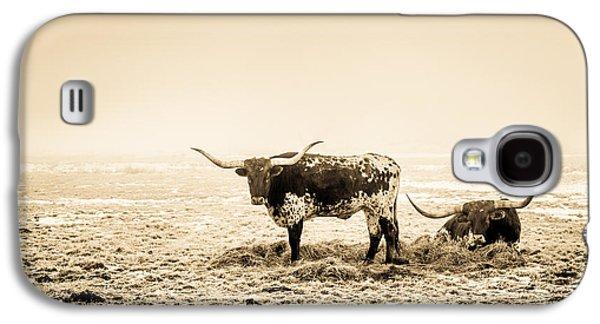 Texas Longhorns Galaxy S4 Case
