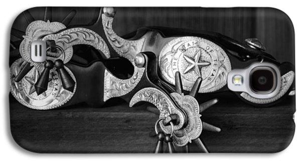 Texas Spurs Galaxy S4 Case by Tom Mc Nemar