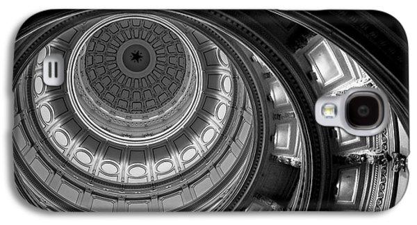 Texas State Capital Dome Austin  Galaxy S4 Case by Edward Fielding