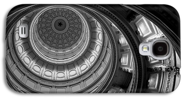 Texas State Capital Dome Austin  Galaxy S4 Case by Edward Fielding