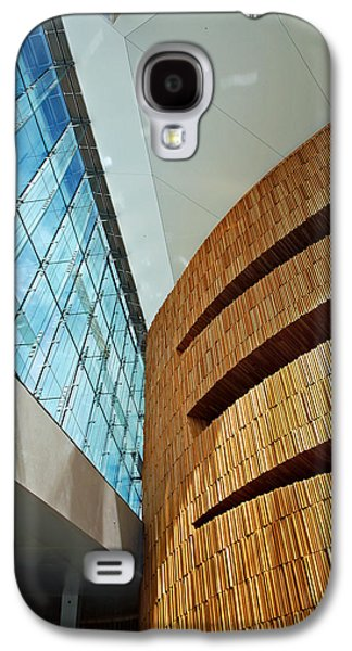Textures And Light Inside Oslo Opera House Galaxy S4 Case