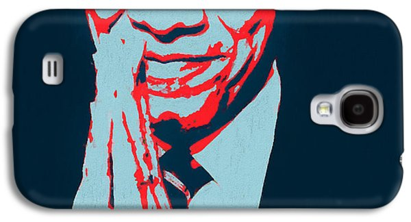Thank You President Obama Galaxy S4 Case by Dan Sproul