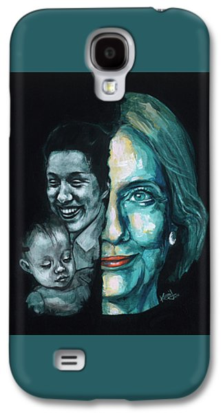 Thanks To Dorothy And Charlotte Galaxy S4 Case by Konni Jensen