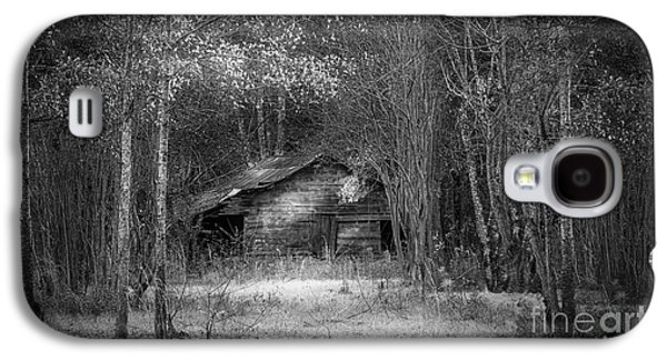 That Old Barn-bw Galaxy S4 Case