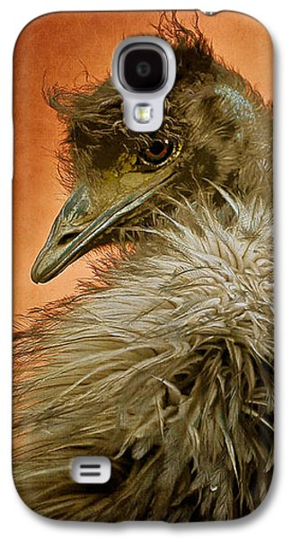 That Shy Come-hither Stare Galaxy S4 Case by Lois Bryan