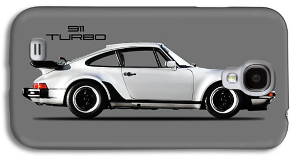 The 911 Turbo 1984 Galaxy S4 Case by Mark Rogan