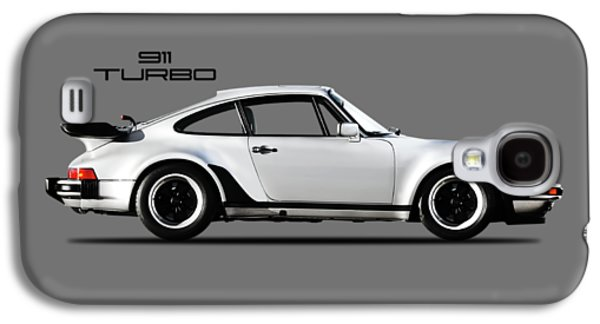 The 911 Turbo 1984 Galaxy S4 Case by Mark Rogan