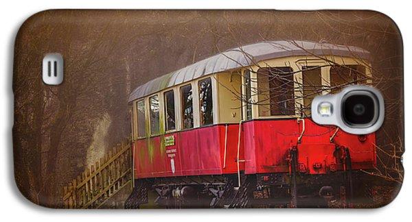 The Abandoned Tram In Salzburg Austria  Galaxy S4 Case by Carol Japp