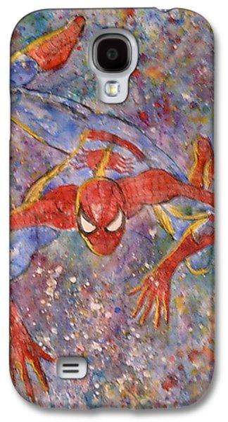 The Amazing Spider Man Galaxy S4 Case