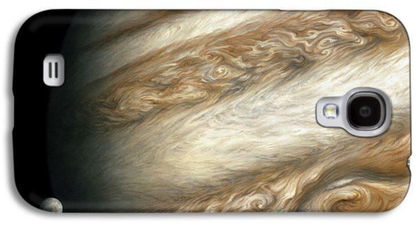 The Ancient Dance Of Europa And Jupiter Galaxy S4 Case by Lucy West
