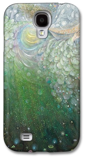 The Angel Of Growth Galaxy S4 Case by Annael Anelia Pavlova