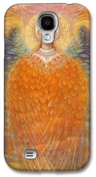 The Angel Of Justice Galaxy S4 Case by Annael Anelia Pavlova