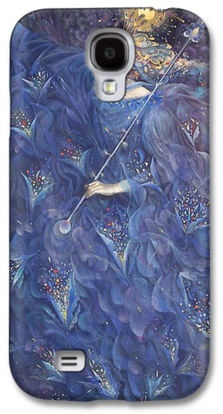 The Angel Of Power Galaxy S4 Case by Annael Anelia Pavlova