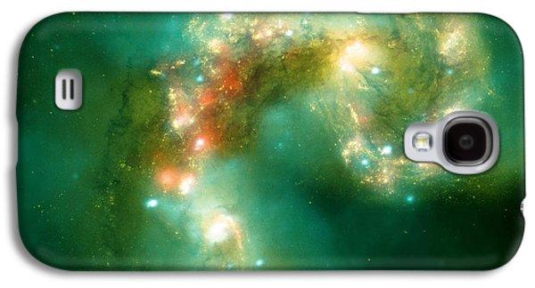 The Antennae Galaxies Galaxy S4 Case