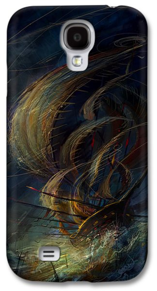 The Apparation Galaxy S4 Case by Philip Straub