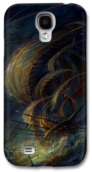 The Apparation Galaxy S4 Case