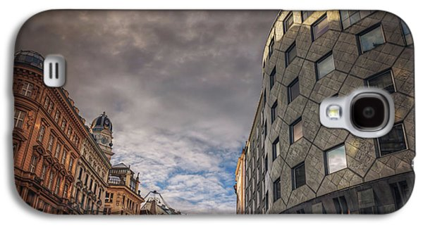 The Architecture Of Vienna  Galaxy S4 Case by Carol Japp