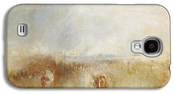 The Arrival Of Louis Galaxy S4 Case by Joseph Mallord William Turner