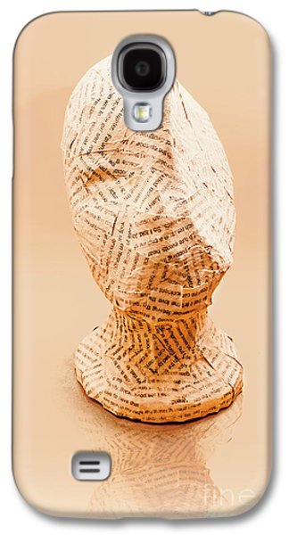 The Art Of Hidden Meanings Galaxy S4 Case
