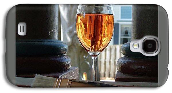 The Art Of Wine Galaxy S4 Case