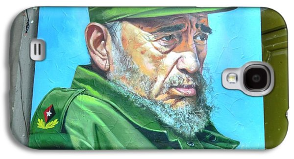 The Arts In Cuba Fidel Castro Galaxy S4 Case