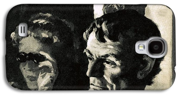 The Assassination Of Abraham Lincoln Galaxy S4 Case