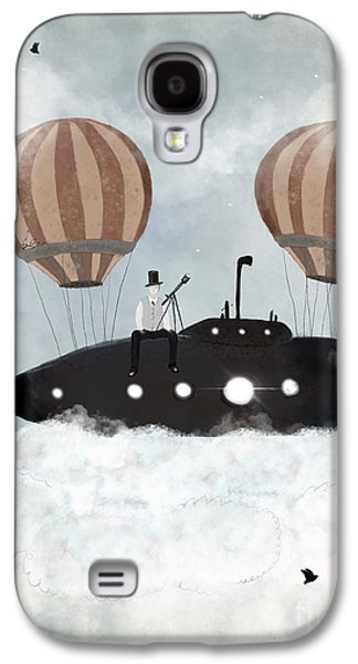 Travel Galaxy S4 Case - The Astrologer 2 Above The Clouds by Bri Buckley