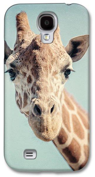 The Baby Giraffe Galaxy S4 Case