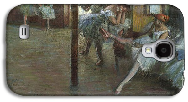 The Ballet Rehearsal, 1891 Galaxy S4 Case