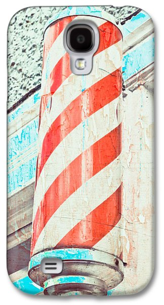 The Barber Galaxy S4 Case by Tom Gowanlock
