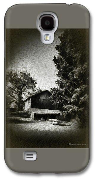 The Barn Yard Wagon Galaxy S4 Case