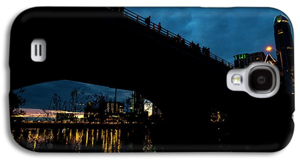 The Bat Bridge Austin Texas Galaxy S4 Case
