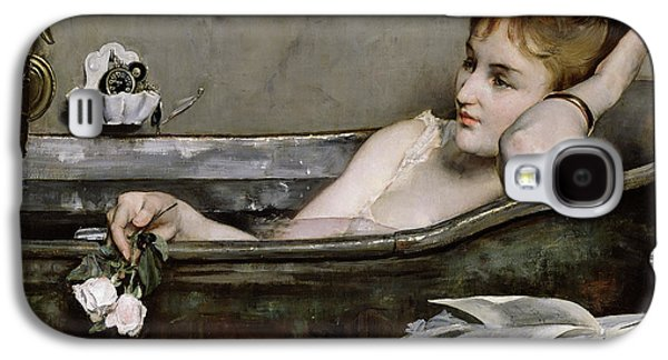 Impressionism Galaxy S4 Case - The Bath by Alfred George Stevens
