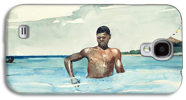 The Bather, 1899 Galaxy S4 Case