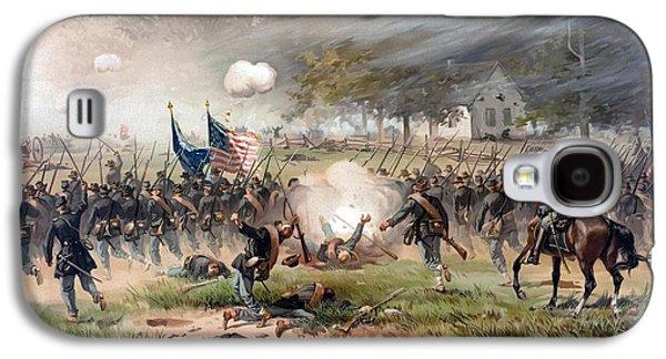 The Battle Of Antietam Galaxy S4 Case by War Is Hell Store