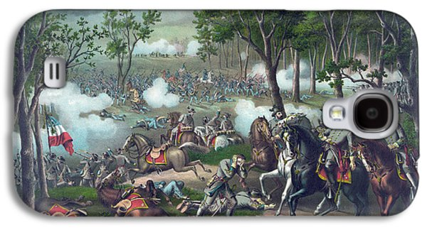 The Battle Of Chancellorsville Galaxy S4 Case