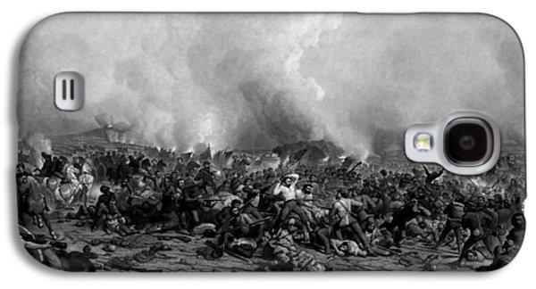 North Galaxy S4 Case - The Battle Of Gettysburg by War Is Hell Store