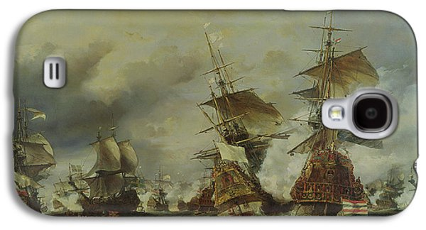 The Battle Of Texel Galaxy S4 Case