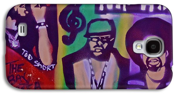 Moral Paintings Galaxy S4 Cases - The Bay Area  Galaxy S4 Case by Tony B Conscious