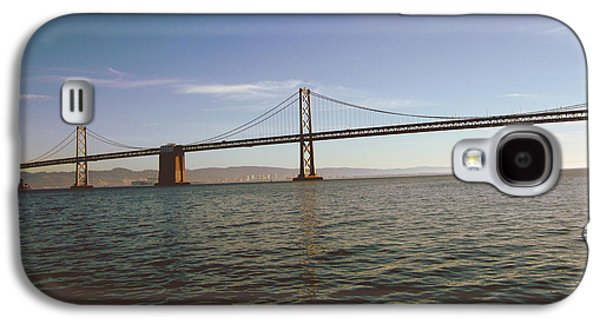The Bay Bridge- By Linda Woods Galaxy S4 Case