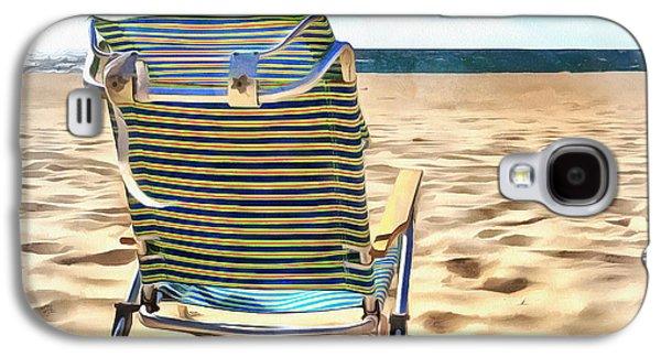The Beach Chair 2 Galaxy S4 Case