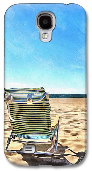 The Beach Chair Galaxy S4 Case